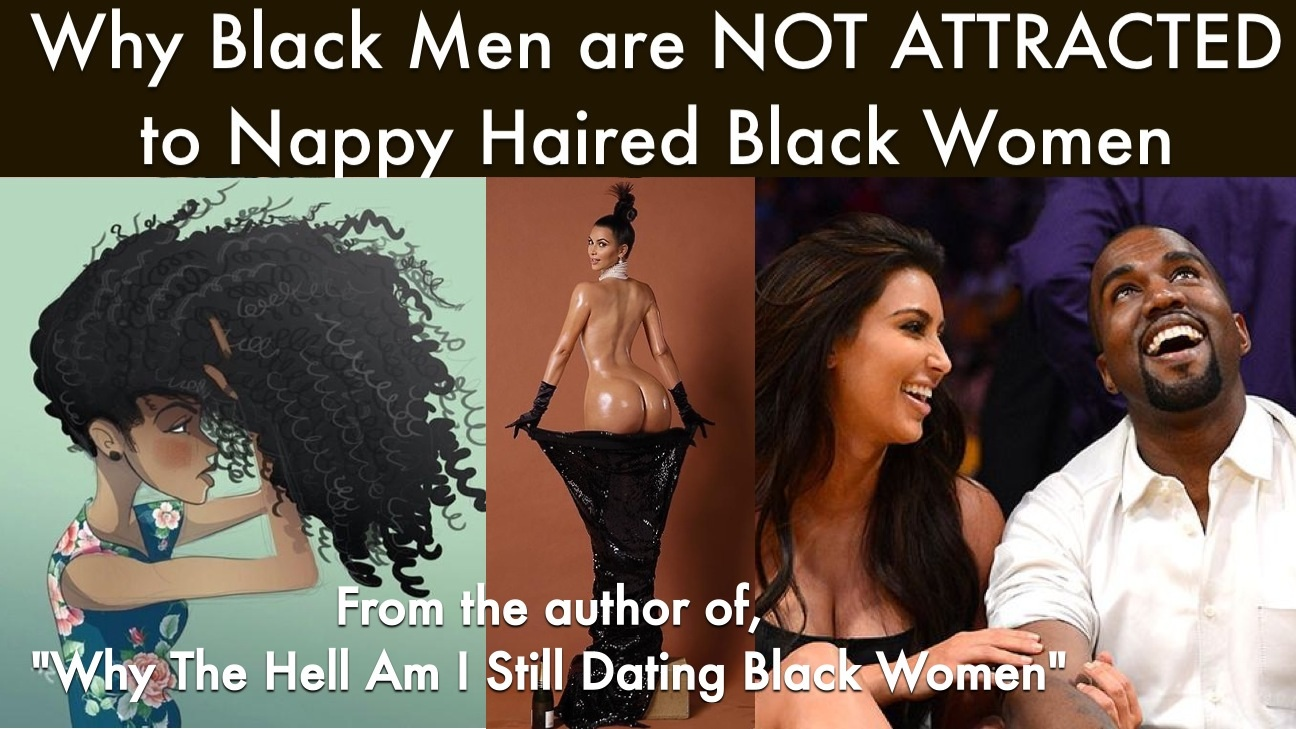 Attracted to black men