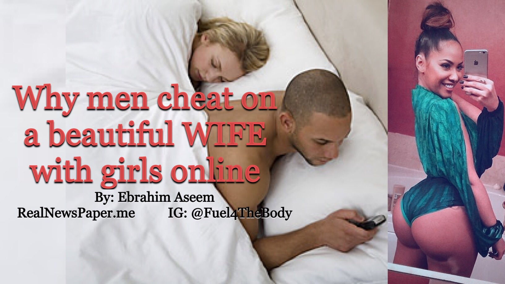 Cheating ass wives